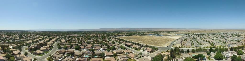 Aerial UAV Drone Home Inspection